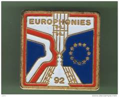 EUROPHONIES *** 1019 - Non Classés