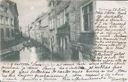 VERVIERS - Vieille Rue - Oblitération De 1899 - Verviers