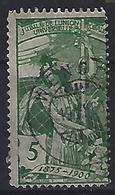 Switzerland 1900 25th Ann. Of UPU  Mi.71 (Plate 1) - 1882-1906 Coat Of Arms, Standing Helvetia & UPU