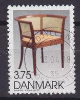 Denmark 1997 Mi. 1166     3.75 Kr Danish Design Dänisches Design Faaborg-Stuhl (1914) - Dänemark