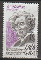 FRANCE : N° 2281 Oblitéré (Hector Berlioz) - PRIX FIXE : 1/3 De La Cote - - France