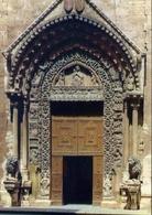 Altamura - Bari - Portale Della Cattedrale - Formato Grande Non Viaggiata – E 13 - Altamura
