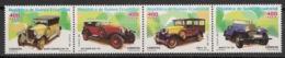 Guinée  équatoriale - 2003 - N°Mi. 1925 à 1928 - Autos - Neuf Luxe ** / MNH / Postfrisch - Guinée Equatoriale
