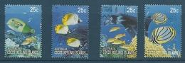 2006 Cocos (Keeling) Australia Fish Of The Reefs Used - P1429 - Kokosinseln (Keeling Islands)