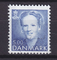 Denmark 1992 Mi. 1030     5.00 Kr Queen Königin Margrethe II (Cz. Slania) - Dänemark