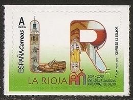 2019-ED. 5276 - 12 Meses, 12 Sellos. LA RIOJA -NUEVO - 2011-... Nuovi & Linguelle