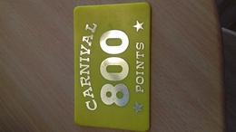 JETON FORAIN 800 POINTS CARNIVAL - Seasons & Holidays