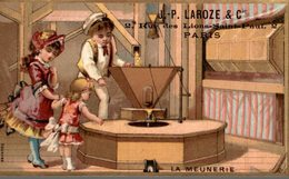 CHROMOS J P LAROZE PARIS LA MEUNIERE - Sonstige