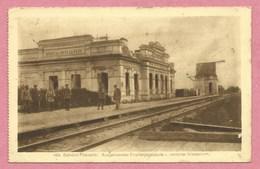 Lituanie - PILWISCHKI - Bahnhof - Feldpost - Guerre 14/18 - Lituanie