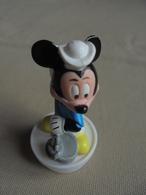 Figurine Disney Mickey Mouse Marin Bouchon Smarties Nestlé - Disney