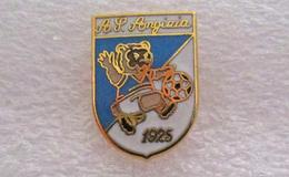Associazione Sportiva Dilettantistica Angizia Luco 1925 Calcio Distintivi Pins Luco Dei Marsi - Calcio