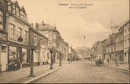 BELGIQUE NAMUR JAMBES AVENUE DES ACACIAS - Namur