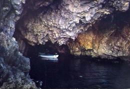 Isole Tremiti - S.domino - Grotta Del Bue Marino - Formato Grande Viaggiata – E 13 - Foggia