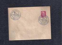 Enveloppe Locale  Journee Du Timbre 1946 Versailles Gandon - France