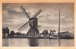 Windmolen Molen Windmill Moulin à Vent  Loenersloot Rodepolder         L 596 - Windmolens