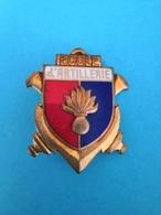 École D'artillerie, Drago, Hom: 252 - Armée De Terre