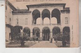 CESANO MADERNO MONZA BRIANZA PALAZZO BORROMEO ANIMATA 1909 - Monza