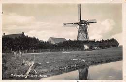 Windmolen Molen Windmill Moulin à Vent  Colijnsplaat Nieuwe Molen  Echte Fotokaart         L 598 - Mulini A Vento