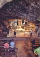 Monte S.angelo - Foggia - La Grotta Di S.michele Arcangelo - Formato Grande Viaggiata – E 13 - Foggia
