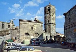 Monte S.angelo - Foggia - Reale Basilica Di S.michele Arcangelo - Lato Nord - Formato Grande Non Viaggiata – E 13 - Foggia