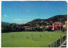 SPORT - STADIO - CALCIO - VILLA D'ADDA ALTA E CAMPO SPORTIVO - BERGAMO -  - Vedi Retro - Calcio
