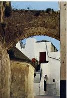 Vieste - Foggia - Particolare Del Rione Medioevale - Formato Grande Viaggiata - E 13 - Foggia