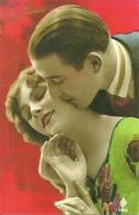"""Coppia Di Innamorati """"le Baiser"""", Riproduzione Da Orig., Reproduction, Illustrazione, (E29) - Coppie"""