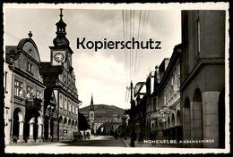 ALTE POSTKARTE HOHENELBE RIESENGEBIRGE OPTIKER KRAUS Vrchlabi Bezirk Königgrätz Sudeten Ansichtskarte Postcard Cpa AK - Sudeten