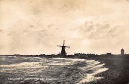 Windmolen Molen Windmill Moulin à Vent  Harlingen Stormweer Aan De Ringmuur       L 602 - Windmolens