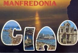 Manfredonia - Formato Grande Viaggiata – E 13 - Manfredonia