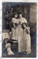 1914 - Buon Natale Mamma Bambini Baby Bambola Toy - Non Classificati