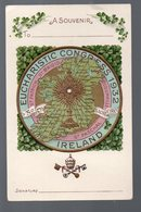 Carte Postale : A SOUVENIR EUCHARISTIC CONGRESS   1932 (PPP19758) - Non Classés