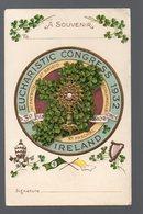 Carte Postale : A SOUVENIR EUCHARISTIC CONGRESS   1932 (PPP19759) - Non Classés
