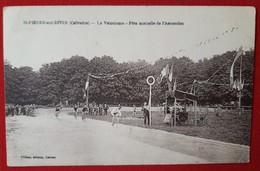 Saint Pierre Sur Dives  14   Le Velodrome  Fete Annuelle De L'ascension   Course Cycliste - France