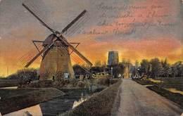 Windmolen Molen Windmill Moulin à Vent  Te Identificeren Lier ?       L 606 - Windmolens