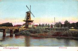 Windmolen Molen Windmill Moulin à Vent  's Hertogenbosch  Willemsbrug       L 607 - Windmolens