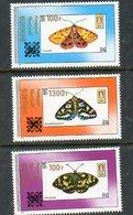 2019 MONGOLIA - Butterflies - Farfalle