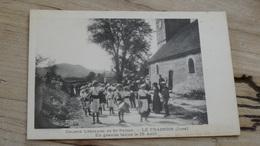 LE FRASNOIS : Colonie Lyonnaise De SAINT POTHIN : En Grande Tenue Le 15 Aout …... … ND-3623 - Frankreich