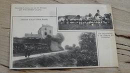 LE FRASNOIS : Colonie Lyonnaise De SAINT POTHIN : En Excursion A La Chaux Du Dombief …... … ND-3624 - Frankreich