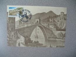 Carte Maximum 1995   N°  2956 - Cartes-Maximum