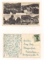 AK Waidhofen An Der Ybbs - 3.11.1953 - Echt Glaufen - 4 Bilder-Karte - Waidhofen An Der Ybbs