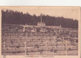 CPA - LA HARAZEE (argonne) - Cimetière Et Ossuaire - France
