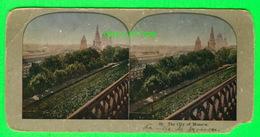 CARTES  STÉRÉOSCOPIQUES - THE CITY OF MOSCOW - No 50 - - Stereoskopie