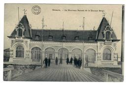 Selzaete  Zelzate  Le Nouveau Bureau De La Douane Belge - Zelzate