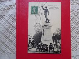 Carte Postale  - MONTAIGU (85) - Statue De Villebois Mareuil  (3190) - Montaigu