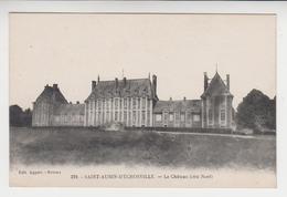 CC 106 /  SAINT - AUBIN - D ' ECROSVILLE  /  Le Château ( Côté Nord ) - Saint-Aubin-d'Ecrosville