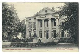 Saint-Denis-Westrem  Sint-Denijs-Westrem   Gent  Château Steppe-Stede - Gent
