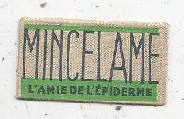 Lame De Rasoir ,  MINCELAME , L'amie De L'épiderne ,  2 Scans - Lames De Rasoir