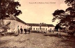 78 - SUPERBE CPA CRAVENT - FERME DE Mr LE PROFESSEUR BROCA - ADHERENTE A LA SCVC - VOIR PHOTO ET NOTICE - ETAT EXC - - Other Municipalities