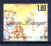 CROATIA 2000 Ivan Ranger Tercentenary MNH / **.  Michel 552 - Croatie